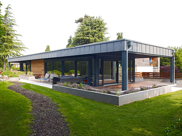 Contemporary Eco Home In Winchester Eco Homes